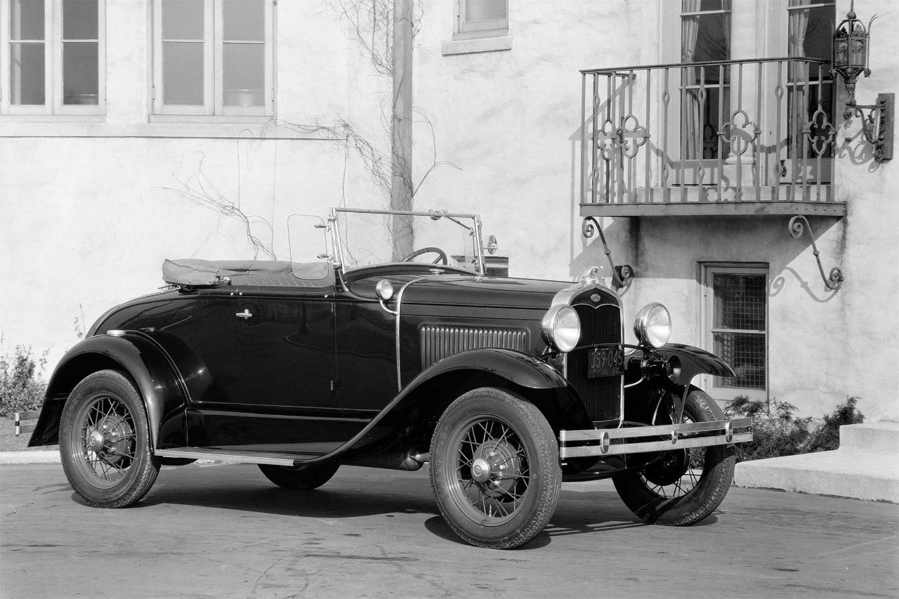 hight resolution of pre war fords