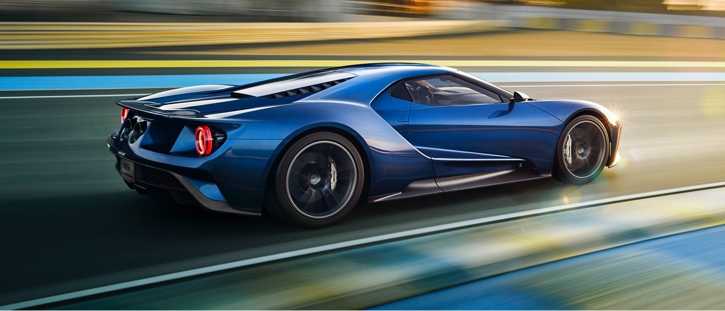 ford gt supercar ford