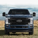 2021 Ford Super Duty Truck Lead The Pack