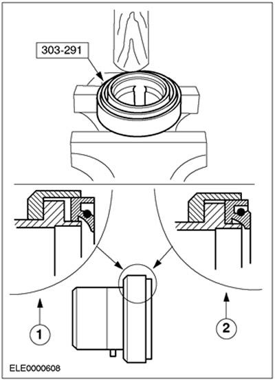 Сборка двигателя (Силовой агрегат / Двигатель 1.6/1.8/2.0