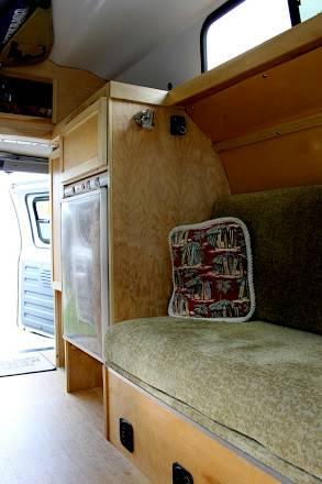 2008 Ford E350 LB Custom Camper Van For Sale in Weymouth MA