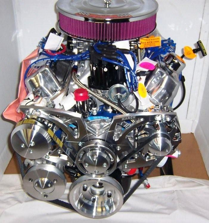 302 Ho Crate Engine With Aod Transmission Combo