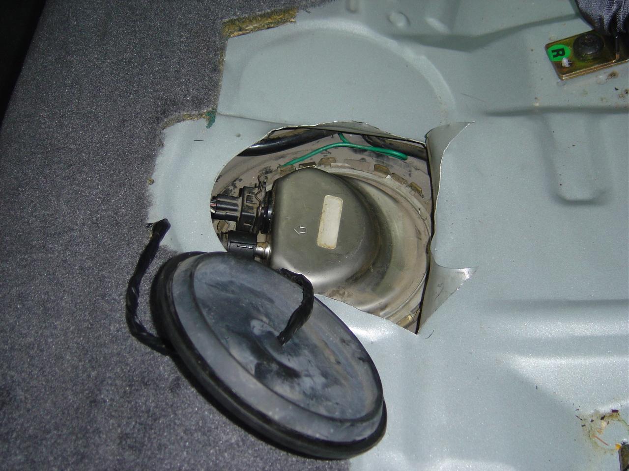 2006 Ford F150 Fuel Pump Wiring Electrical Problem 2006 Ford F150