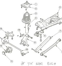 rear suspension toe arms knowledgebase ask terry fordcontour org rear suspension diagram on 1998 ford contour rear suspension diagram [ 1200 x 1125 Pixel ]