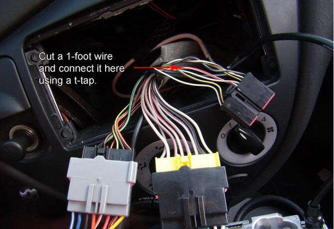 Svt Ford Focus Stereo Wiring Diagram How To Ford Focus Stereo Wiring