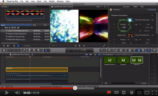 FCPX Plugins Archives - Fordee TV