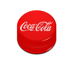 CocaCola transparent PNG icon Download Free VectorPSD