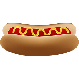 3d Cartoon Wallpaper American Style Fast Food Beverage Computer Icon