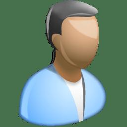 Vista Style User Icon Png Download Free VectorPSDFLASHJPG Wwwfordesignercom