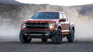 2020 Ford F150 Raptor