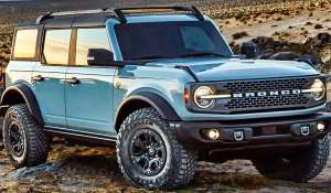 2020 Bronco Truck