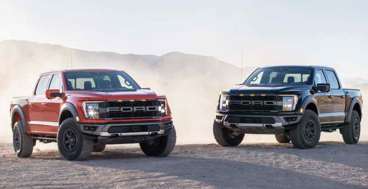 The 2022 Ford F150 V8 will be hunting the Ram TRX