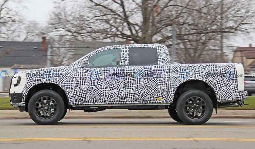 2023 Ford Ranger