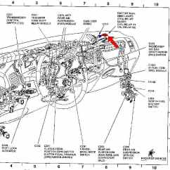 1999 Ford Econoline Radio Wiring Diagram Human Eye Simple How To Enable Or Disable Daytime Running Lights