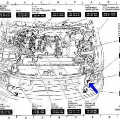 99 Ford Ranger Xlt Radio Wiring Diagram Amana Ptac For A Explorer Of Ground Free How To Enable Or Disable Daytime Running Lights Chevy Blazer