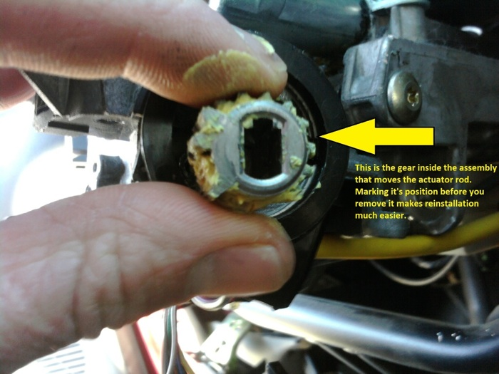 1985 Ford F 150 Key Switch Removal