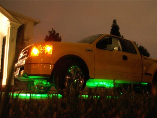 How To Install Underbody LED Lights On A Ford F150