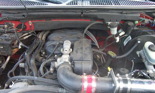 ford crown vic engine wire harness