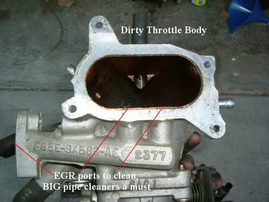 2000 Ford F250 Engine Diagram Egr Ports Cleaning Ford F150 Forum