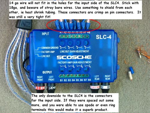 1998 F150 Radio Wiring Diagram How To Connect Amplifier Cables To A Stock Head Unit