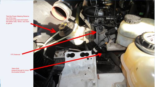 2005 Ford F 150 Overdrive Solenoid