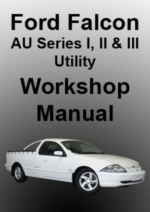 99 Ford Stereo Wiring Ford Ute Au Workshop Manual Download Nowford Falcon