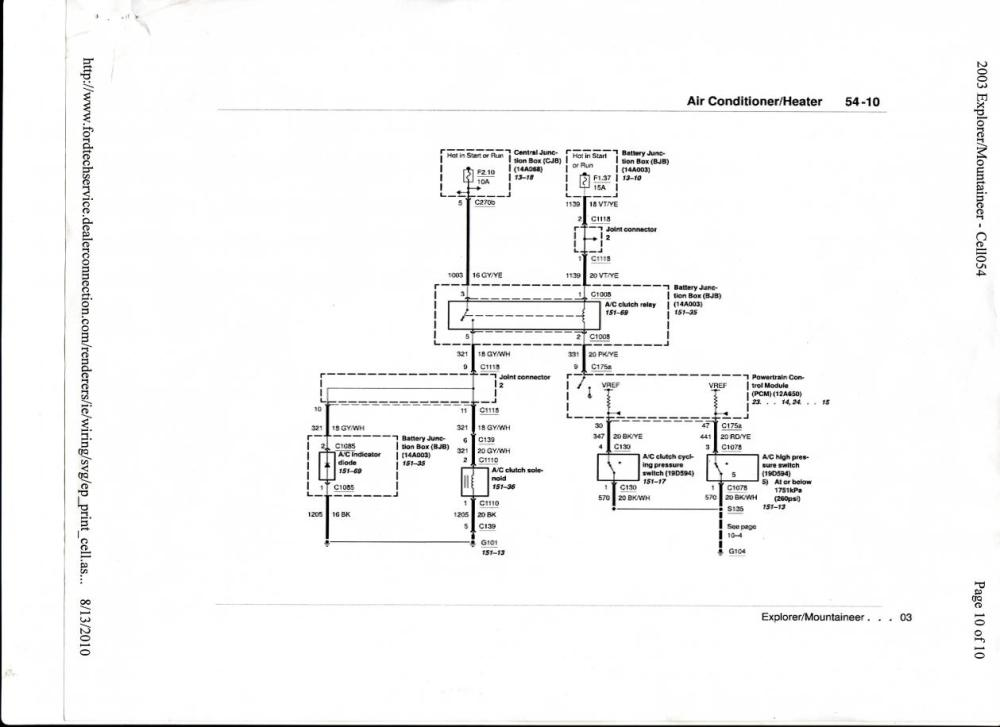 medium resolution of ford explorer ac wiring diagram wiring diagram blog 2003 ford explorer ac wiring diagram ford explorer ac wiring diagram