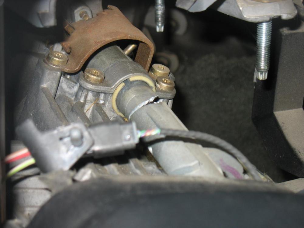 medium resolution of automatic transmission shifter broken