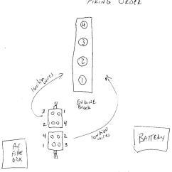 2005 Ford Escape Firing Order Diagram Fujitsu Ten Wiring Honda Ranger 2 3 Spark Plug Wire 39