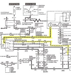 ford fuel gauge wiring diagram wiring diagram mega ford fuel gauge ford circuit diagrams [ 1833 x 1318 Pixel ]