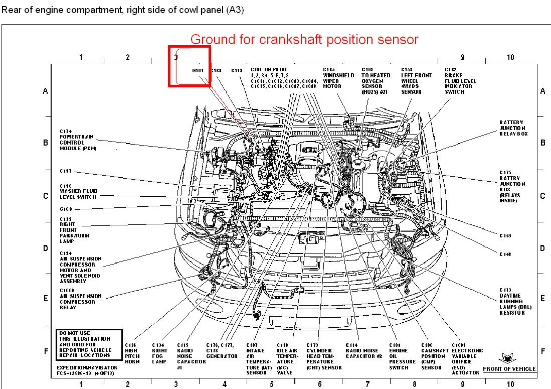 ford expedition starter diagram rj12 plug wiring 99 28 images