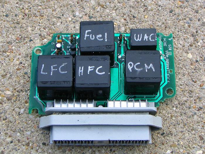 95 mustang gt fuel pump wiring diagram gibson les paul classic premium plus 1995 radiator cooling fan fails to auto activate 94 taurus 3.0l | fordforumsonline.com
