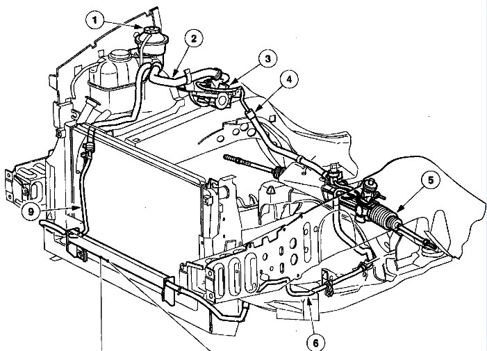2001 Ford Escape Vacuum Diagram • Wiring Diagram For Free