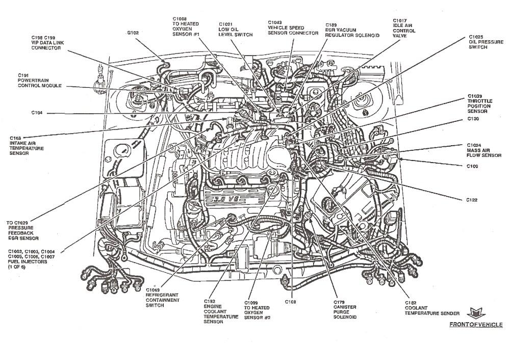 medium resolution of 2010 ford focus engine diagram wiring diagram used 2010 ford focus engine diagram 2010 ford focus engine diagram