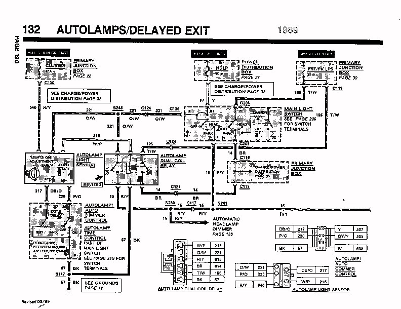 2004 Mercury Monterey Radio Wiring Diagram