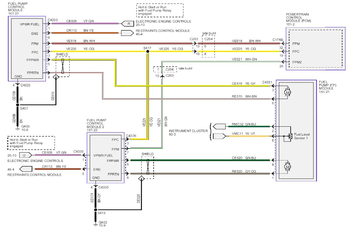 hight resolution of kb bap install ford shelby gt500 forum mix 2011 gt500 fuel pump wiring diagram 2 jpg