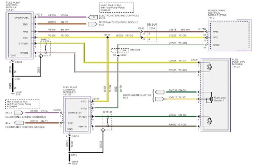 small resolution of kb bap install ford shelby gt500 forum mix 2011 gt500 fuel pump wiring diagram 2 jpg