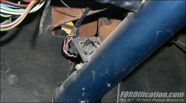 1972 Chevy Truck Starter Wiring Brake Switch And Reverse Switch The Fordification Com Forums