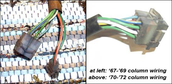 1969 ford f100 steering column wiring diagram  wiring