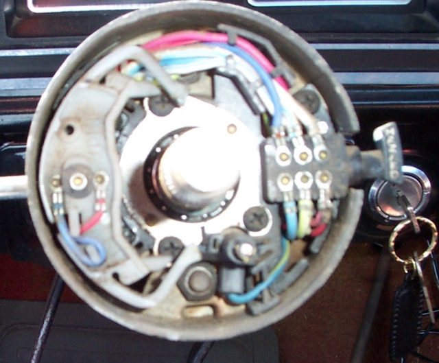 1988 ford f150 wiring diagram internal of ups how to install a tilt steering column - fordification.com