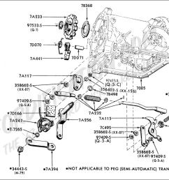 ford truck technical drawings and schematics section g drivetrain transmission clutch transfer case etc  [ 1000 x 799 Pixel ]