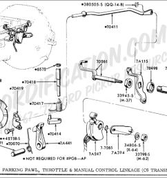 ford truck technical drawings and schematics section g drivetrain transmission clutch transfer case etc  [ 1200 x 788 Pixel ]