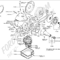 2004 Ford F150 Transmission Diagram Microsoft Visio Database Model Truck Technical Drawings And Schematics Section G