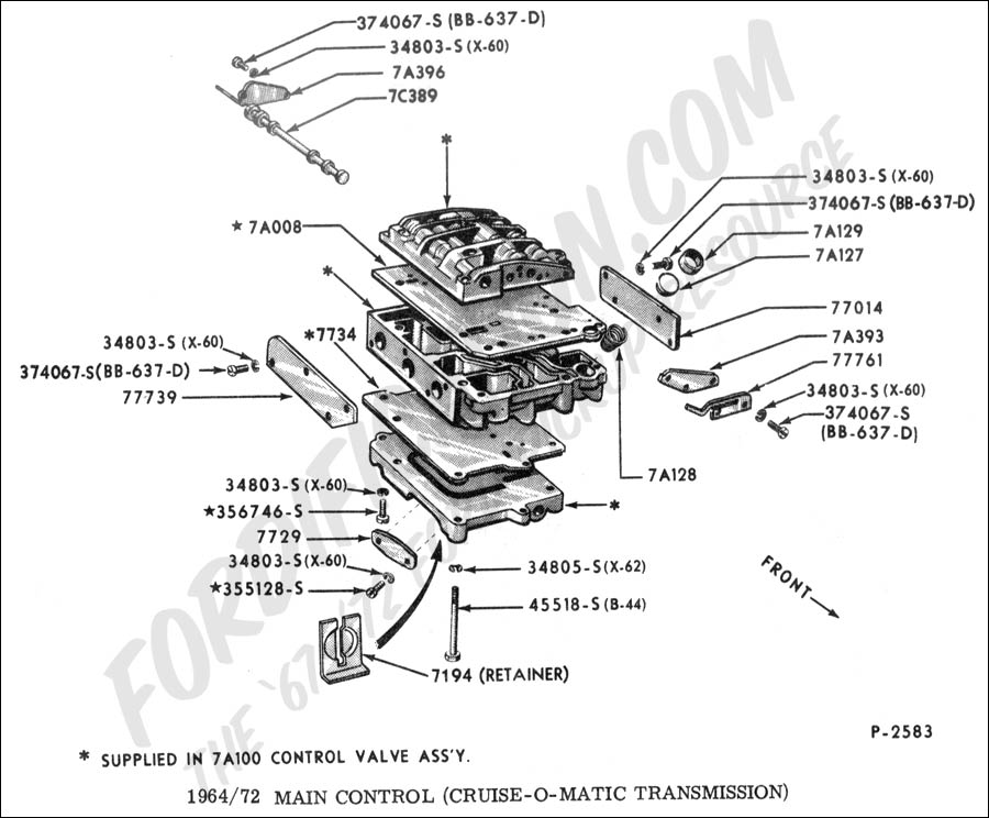 4l30e Transmission Valve Body Diagram, 4l30e, Free Engine