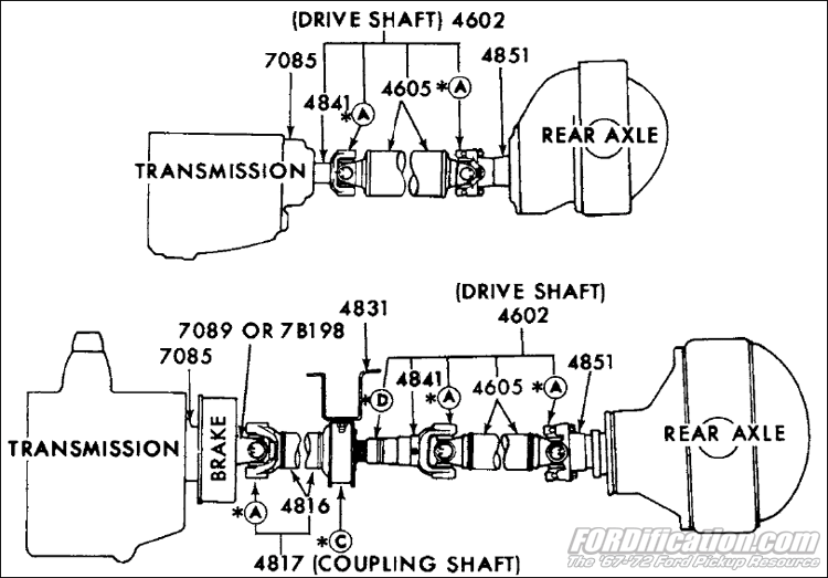 Ford Dana 60 Front Axle Hub Diagram, Ford, Free Engine