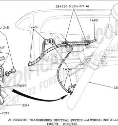 ford truck technical drawings and schematics section g ford neutral safety switch wiring solutions [ 1200 x 846 Pixel ]
