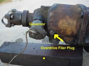 The BWarner Overdrive Transmission Explained