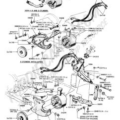 1965 Mustang Steering Column Diagram Cat5e Wall Socket Wiring Car Interior Design