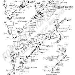 1965 Mustang Steering Column Diagram 10 Hp Briggs And Stratton Carburetor F250 Lower Shaft Ford Truck Enthusiasts Forums