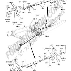 Front Wheel Drive Suspension Diagram Ford 5000 Wiring Truck Technical Drawings And Schematics Section A